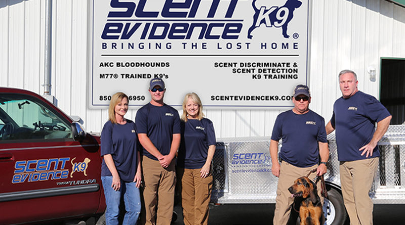 Scent Evidence K9 Training Facility