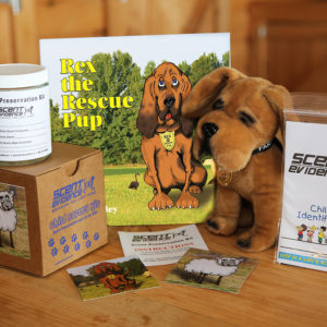 Rex the Rescue Pup Child Safety Pak