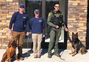 K9 Team and West Tennessee Police Find Missing Person
