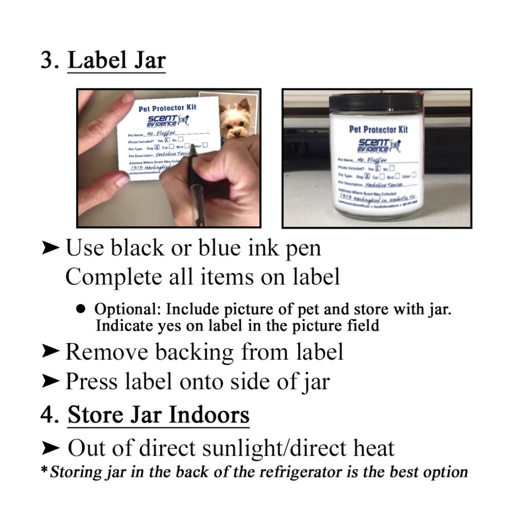 Pet Protector Kit Instructions 4