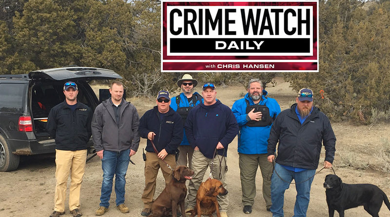 SEK9 appears on Crime Watch Daily