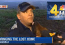 WSMV News4 Rebecca Cardenas with Nancy Dru and Scent Evidence K9 CEO Paul Coley