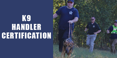 K9 Handler Certification