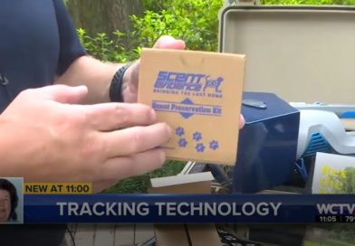 The Importance of Tracking Tech with Scent Evidence K9 and WCTV