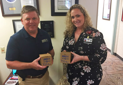 Florida Hospital Maturing Minds Program Adds Scent Kits To Keep Those With Alzheimer's Disease Safe From Wandering