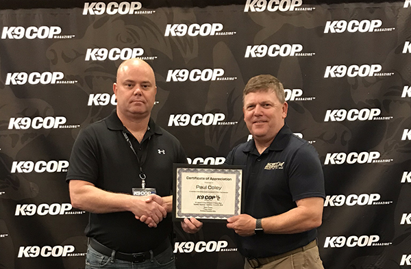 K-9 Cop Conference 2018