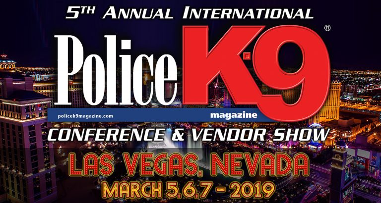 5th Annual International Police K9 Magazine Conference and Vendor Show