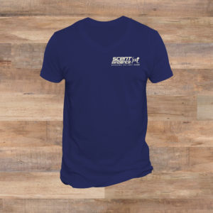Scent Evidence K9 T-shirt front